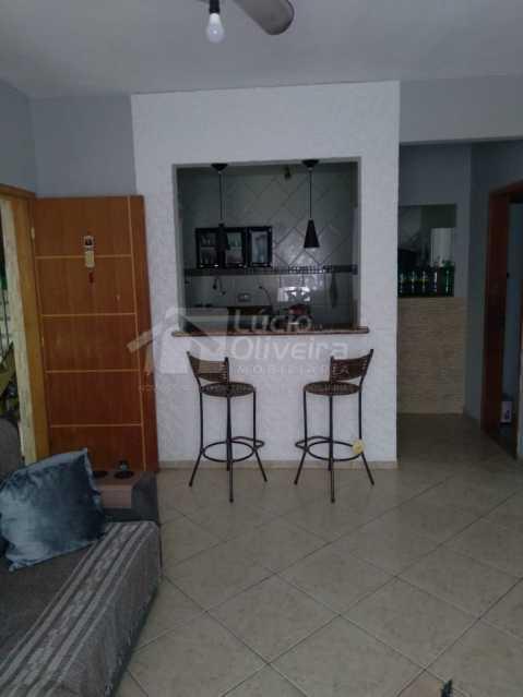 3-sala - Apartamento à venda Rua Capitão Aliatar Martins,Irajá, Rio de Janeiro - R$ 320.000 - VPAP21890 - 4