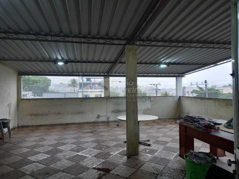 18-terraco - Apartamento à venda Rua Capitão Aliatar Martins,Irajá, Rio de Janeiro - R$ 320.000 - VPAP21890 - 19