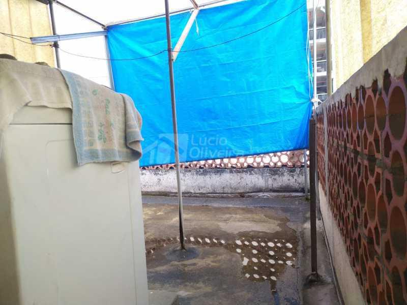 Terraço - Casa à venda Rua Belarmino de Matos,Vicente de Carvalho, Rio de Janeiro - R$ 470.000 - VPCA30251 - 19