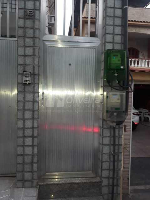 entrada. - Casa à venda Travessa Loreto,Olaria, Rio de Janeiro - R$ 330.000 - VPCA30253 - 1