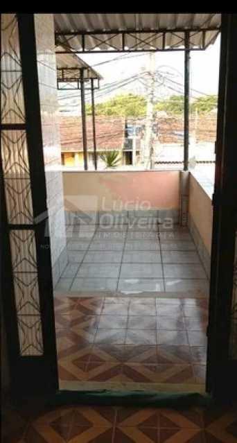 Acesso terraço - Casa à venda Rua Eduardo Studart,Campo Grande, Rio de Janeiro - R$ 350.000 - VPCA50038 - 12