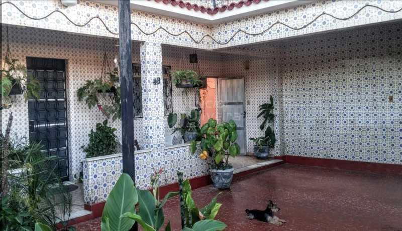 Quintal e varanda - Casa à venda Rua Eduardo Studart,Campo Grande, Rio de Janeiro - R$ 350.000 - VPCA50038 - 1