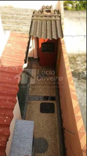 Quintal Lateral - Casa à venda Rua Eduardo Studart,Campo Grande, Rio de Janeiro - R$ 350.000 - VPCA50038 - 13