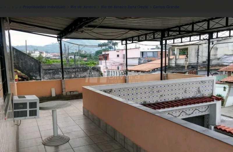 Terraço - Casa à venda Rua Eduardo Studart,Campo Grande, Rio de Janeiro - R$ 350.000 - VPCA50038 - 20
