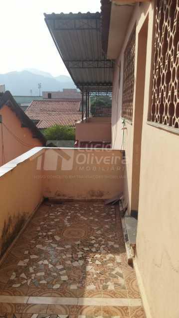 Varanda.... - Casa à venda Rua Eduardo Studart,Campo Grande, Rio de Janeiro - R$ 350.000 - VPCA50038 - 21