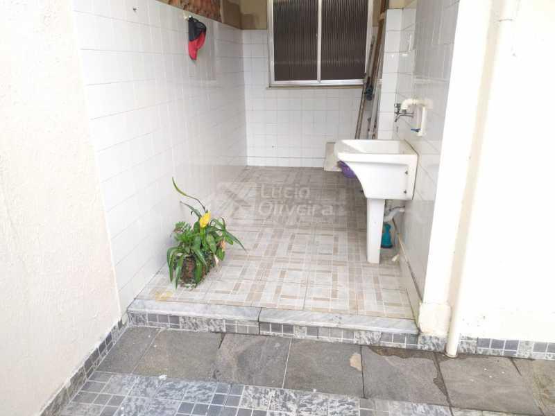 Área de lavanderia - Apartamento à venda Rua São Camilo,Penha, Rio de Janeiro - R$ 225.000 - VPAP21899 - 16