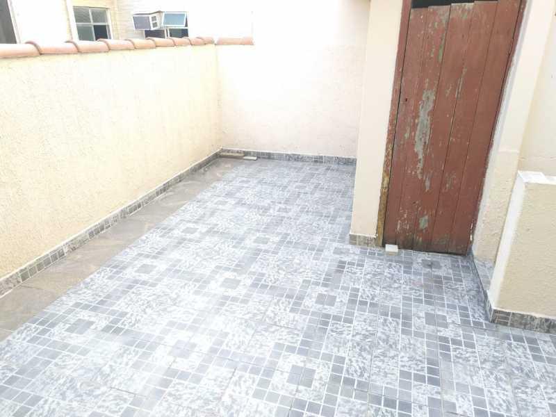 Área externa. - Apartamento à venda Rua São Camilo,Penha, Rio de Janeiro - R$ 225.000 - VPAP21899 - 17