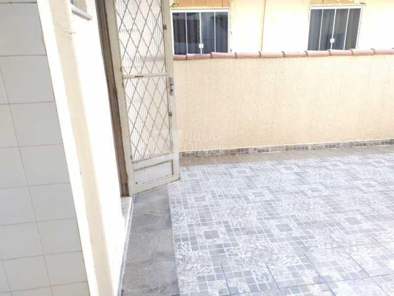 Área externa - Apartamento à venda Rua São Camilo,Penha, Rio de Janeiro - R$ 225.000 - VPAP21899 - 18
