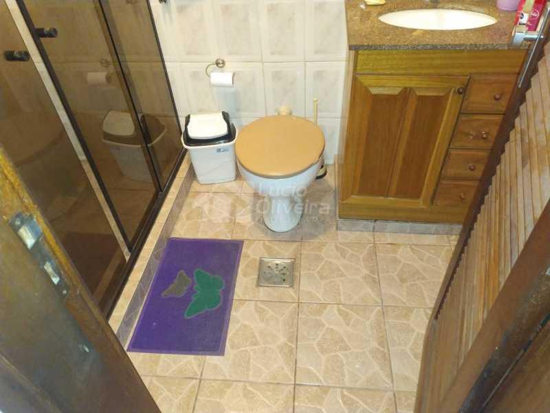 Banheiro. - Apartamento à venda Rua São Camilo,Penha, Rio de Janeiro - R$ 225.000 - VPAP21899 - 10