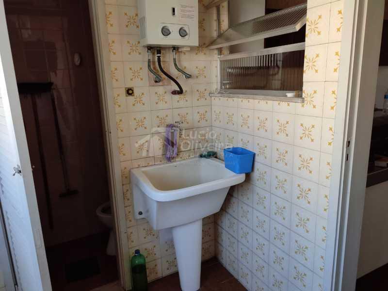 Área de serviço - Apartamento à venda Rua Antônio Basílio,Tijuca, Rio de Janeiro - R$ 1.100.000 - VPAP40030 - 28