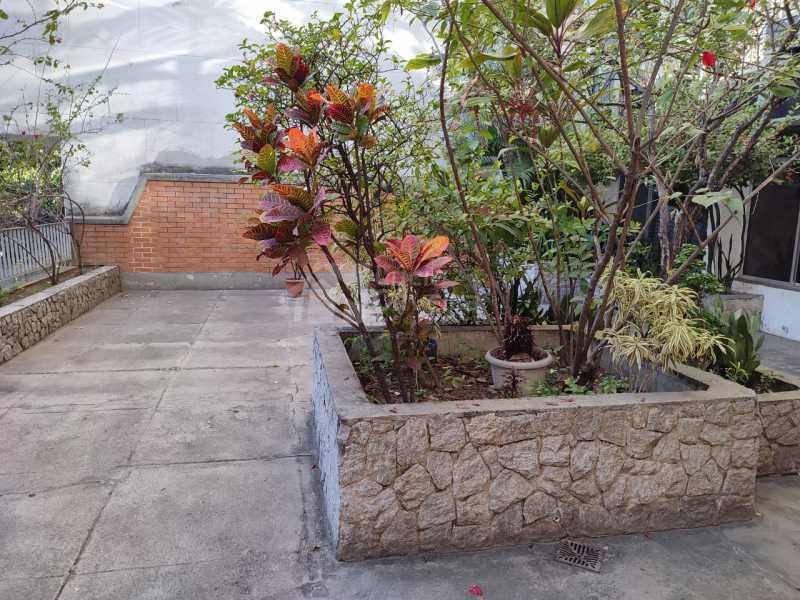 Àrea do salão de festas - Apartamento à venda Rua Antônio Basílio,Tijuca, Rio de Janeiro - R$ 1.100.000 - VPAP40030 - 3