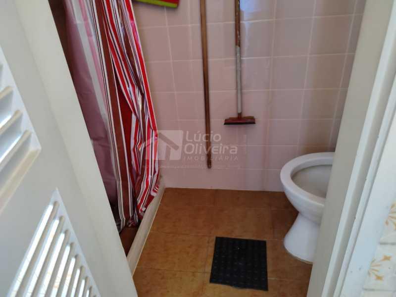 Banheiro de empregada - Apartamento à venda Rua Antônio Basílio,Tijuca, Rio de Janeiro - R$ 1.100.000 - VPAP40030 - 30