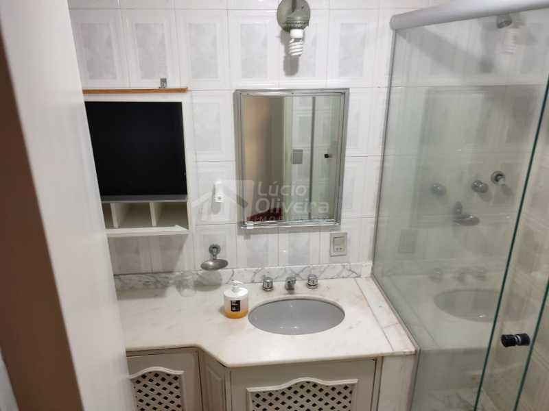Banheiro social. - Apartamento à venda Rua Antônio Basílio,Tijuca, Rio de Janeiro - R$ 1.100.000 - VPAP40030 - 19