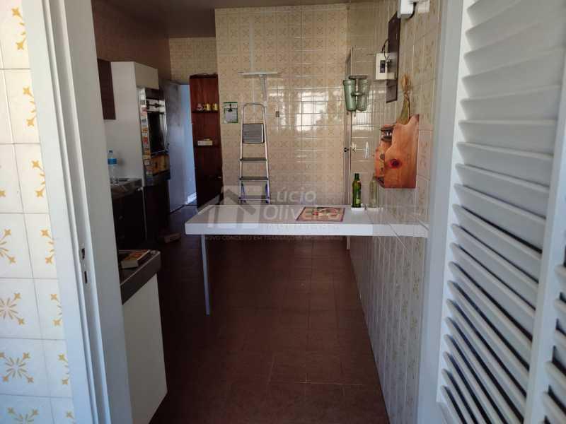 Cozinha.. - Apartamento à venda Rua Antônio Basílio,Tijuca, Rio de Janeiro - R$ 1.100.000 - VPAP40030 - 25