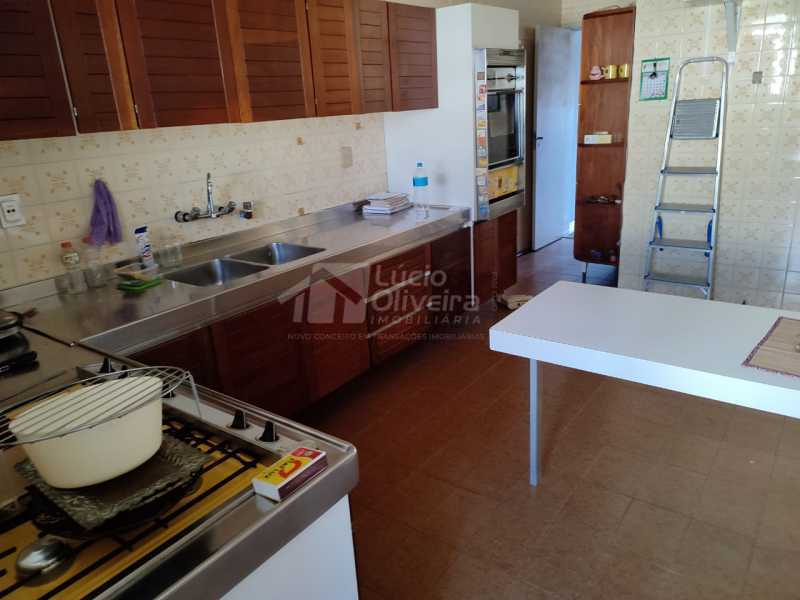 Cozinha. - Apartamento à venda Rua Antônio Basílio,Tijuca, Rio de Janeiro - R$ 1.100.000 - VPAP40030 - 24