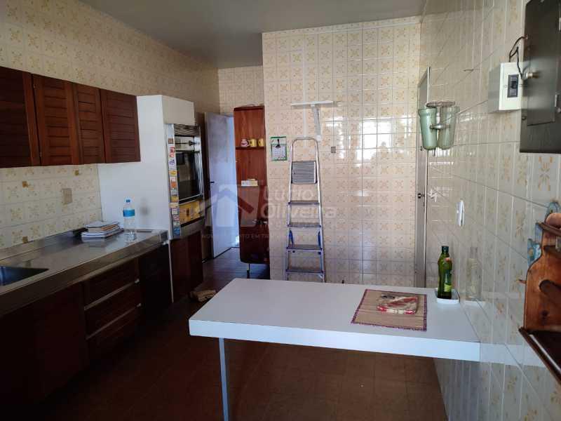 Cozinha - Apartamento à venda Rua Antônio Basílio,Tijuca, Rio de Janeiro - R$ 1.100.000 - VPAP40030 - 26
