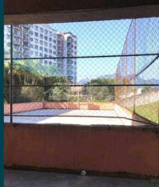 Quadra esportes - Apartamento à venda Rua Paulo Moreira da Silva,Taquara, Rio de Janeiro - R$ 175.000 - VPAP21909 - 10