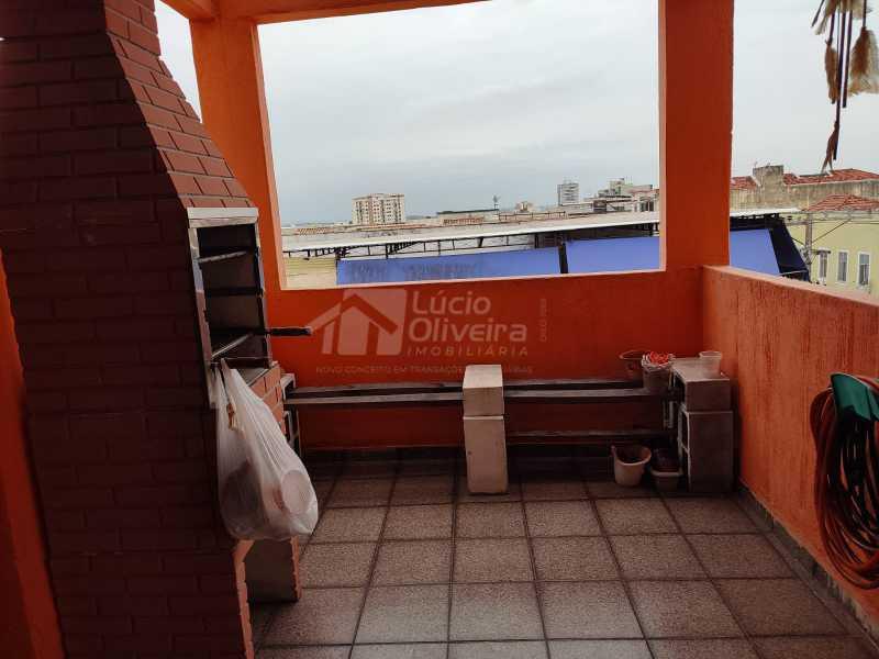 Área gourmet terraço - Apartamento à venda Rua Antônio Rego,Olaria, Rio de Janeiro - R$ 350.000 - VPAP21914 - 20