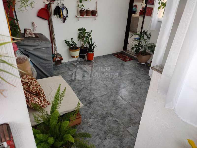 Área na cozinha - Apartamento à venda Rua Antônio Rego,Olaria, Rio de Janeiro - R$ 350.000 - VPAP21914 - 18