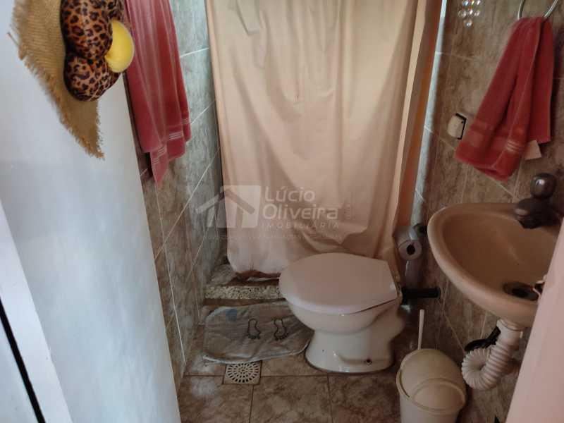 Banheiro terraço - Apartamento à venda Rua Antônio Rego,Olaria, Rio de Janeiro - R$ 350.000 - VPAP21914 - 26