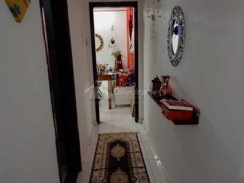 Corredor - Apartamento à venda Rua Antônio Rego,Olaria, Rio de Janeiro - R$ 350.000 - VPAP21914 - 11