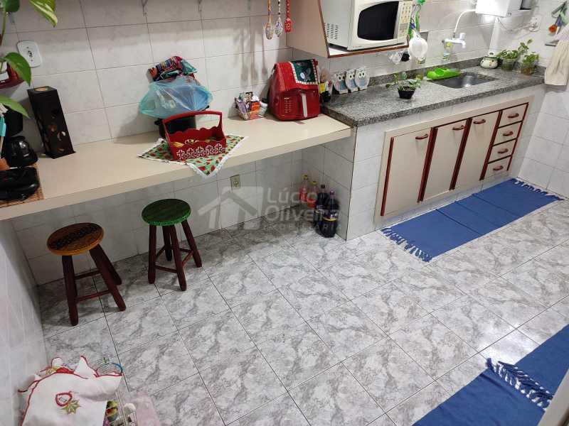 Cozinha. - Apartamento à venda Rua Antônio Rego,Olaria, Rio de Janeiro - R$ 350.000 - VPAP21914 - 16