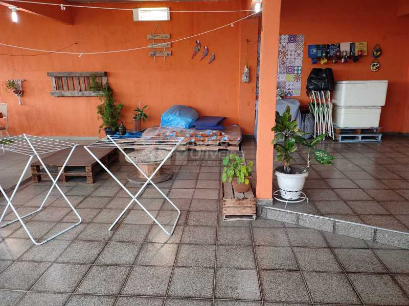 Terraço.... - Apartamento à venda Rua Antônio Rego,Olaria, Rio de Janeiro - R$ 350.000 - VPAP21914 - 24