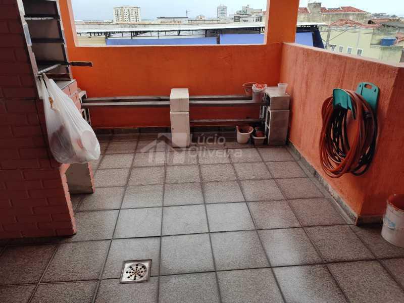 Terraço... - Apartamento à venda Rua Antônio Rego,Olaria, Rio de Janeiro - R$ 350.000 - VPAP21914 - 23