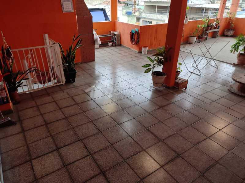 Terraço - Apartamento à venda Rua Antônio Rego,Olaria, Rio de Janeiro - R$ 350.000 - VPAP21914 - 25