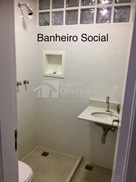 Banheiro social - Apartamento à venda Rua São Francisco Xavier,Maracanã, Rio de Janeiro - R$ 475.000 - VPAP21919 - 11