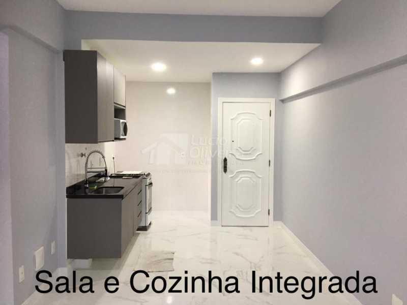 Sala e cozinha integrada - Apartamento à venda Rua São Francisco Xavier,Maracanã, Rio de Janeiro - R$ 475.000 - VPAP21919 - 12