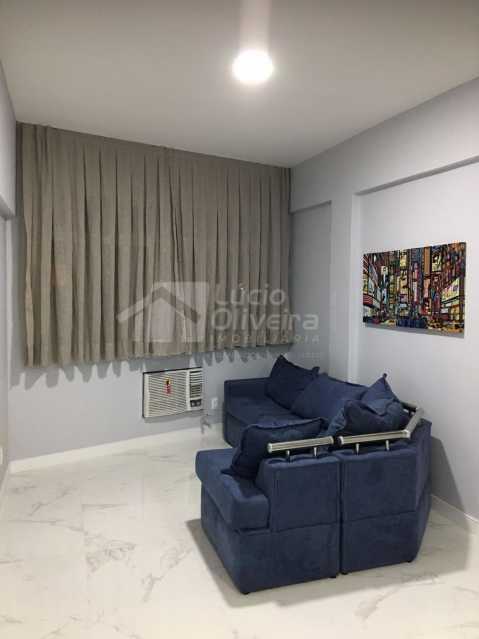 Sala. - Apartamento à venda Rua São Francisco Xavier,Maracanã, Rio de Janeiro - R$ 475.000 - VPAP21919 - 1