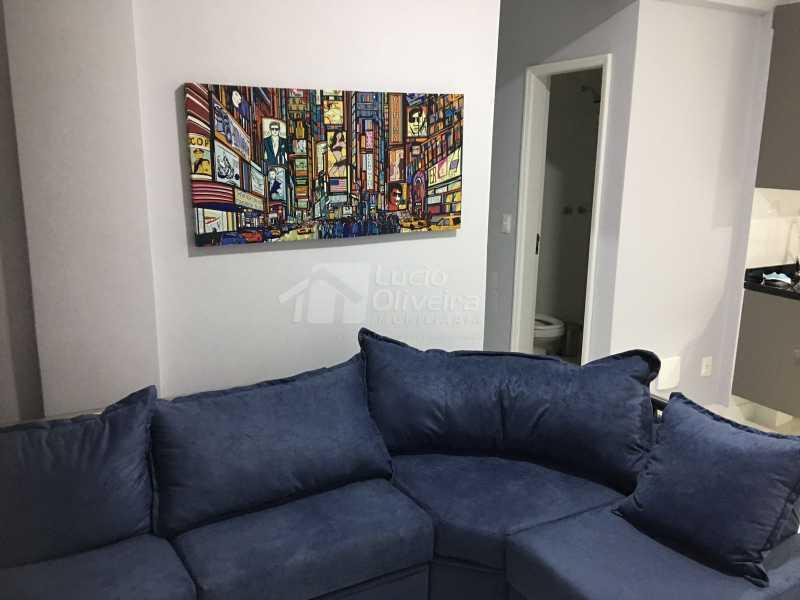 Sala - Apartamento à venda Rua São Francisco Xavier,Maracanã, Rio de Janeiro - R$ 475.000 - VPAP21919 - 3