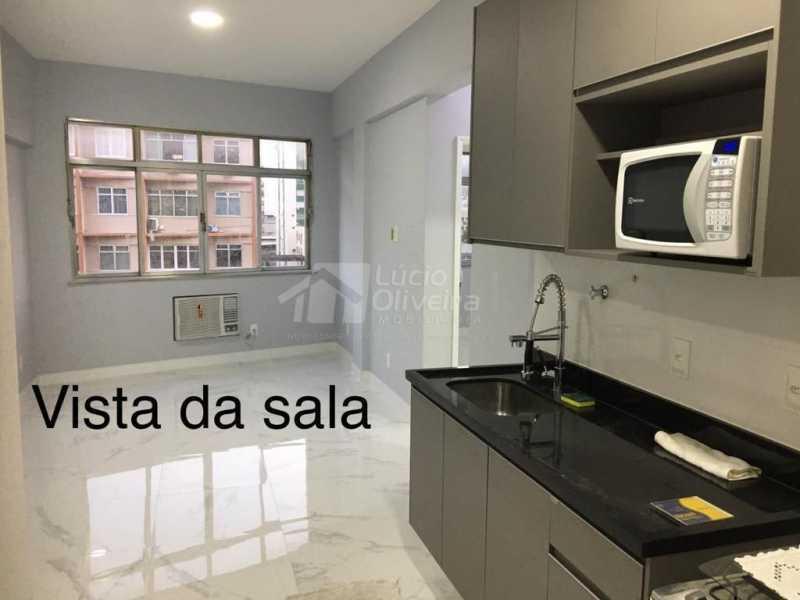Sla e cozinha integrada. - Apartamento à venda Rua São Francisco Xavier,Maracanã, Rio de Janeiro - R$ 475.000 - VPAP21919 - 5