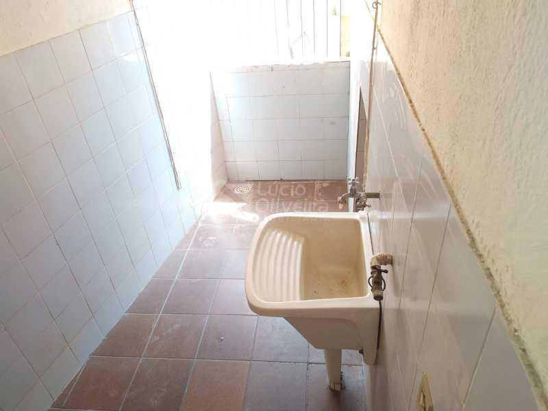 Áre de serviço - Casa para alugar Rua Aiera,Vila Kosmos, Rio de Janeiro - R$ 2.750 - VPCA20359 - 22