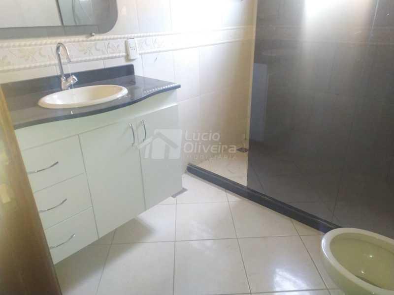 Banheiro dos quartos - Casa para alugar Rua Aiera,Vila Kosmos, Rio de Janeiro - R$ 2.750 - VPCA20359 - 10