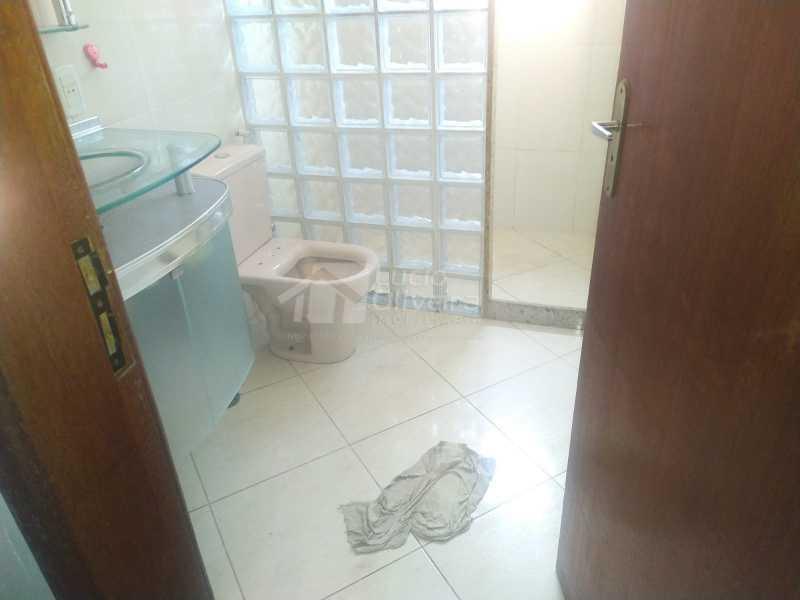 Banheiro suite. - Casa para alugar Rua Aiera,Vila Kosmos, Rio de Janeiro - R$ 2.750 - VPCA20359 - 15