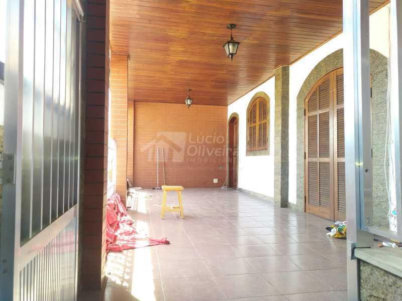 Varanda sala - Casa para alugar Rua Aiera,Vila Kosmos, Rio de Janeiro - R$ 2.750 - VPCA20359 - 26