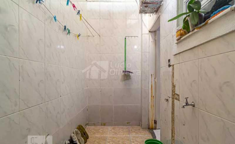 Area de serviço - Casa de Vila à venda Rua Imuta,Pechincha, Rio de Janeiro - R$ 480.000 - VPCV30036 - 15