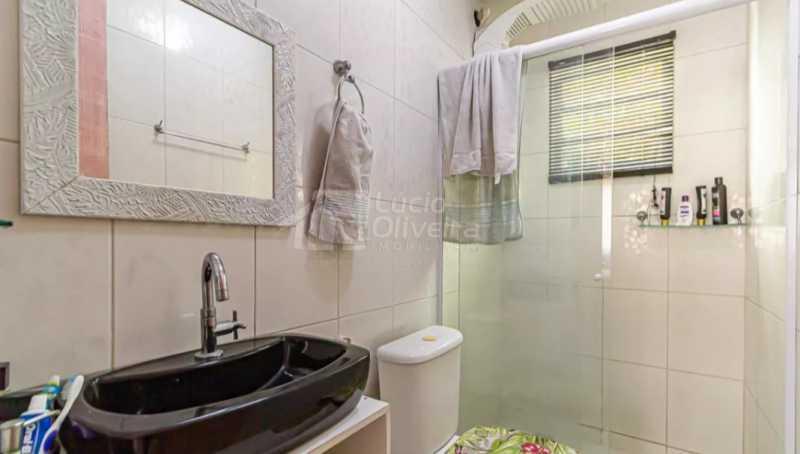 Banheiro social blindex - Casa de Vila à venda Rua Imuta,Pechincha, Rio de Janeiro - R$ 480.000 - VPCV30036 - 17