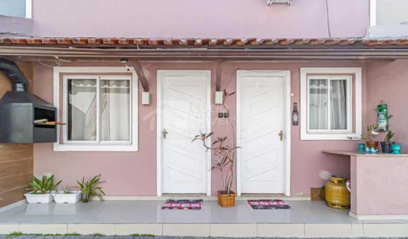 Frente Casa - Casa de Vila à venda Rua Imuta,Pechincha, Rio de Janeiro - R$ 480.000 - VPCV30036 - 1
