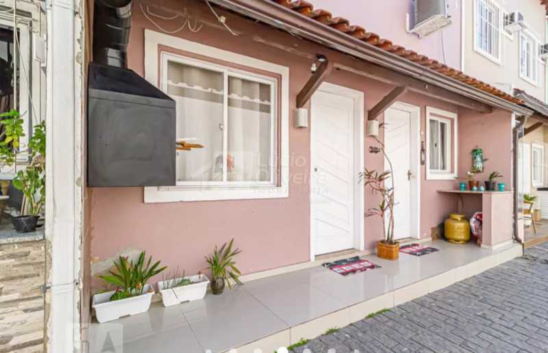 Vista Condominio - Casa de Vila à venda Rua Imuta,Pechincha, Rio de Janeiro - R$ 480.000 - VPCV30036 - 3
