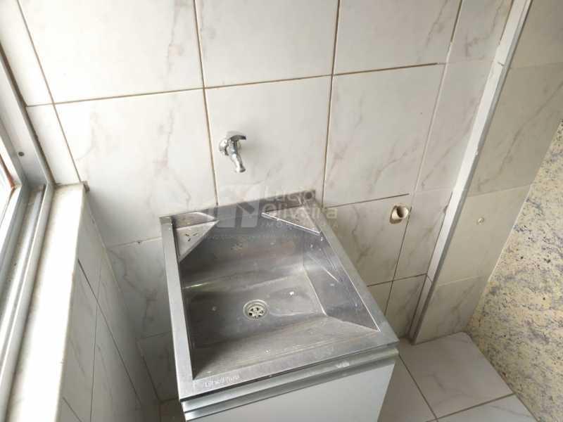 Área de serviço - Apartamento 2 quartos à venda Penha, Rio de Janeiro - R$ 275.000 - VPAP21942 - 22