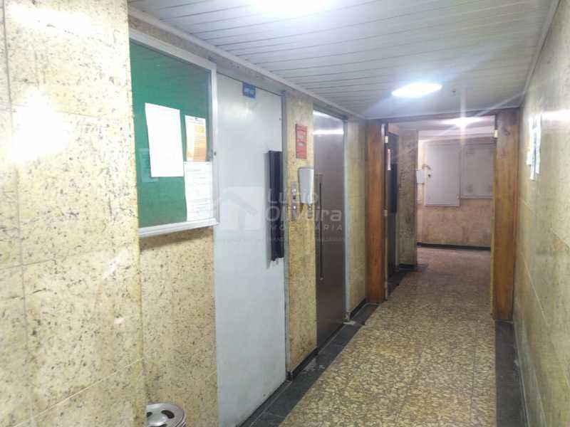 Hall dos elevadores - Apartamento 2 quartos à venda Penha, Rio de Janeiro - R$ 275.000 - VPAP21942 - 25