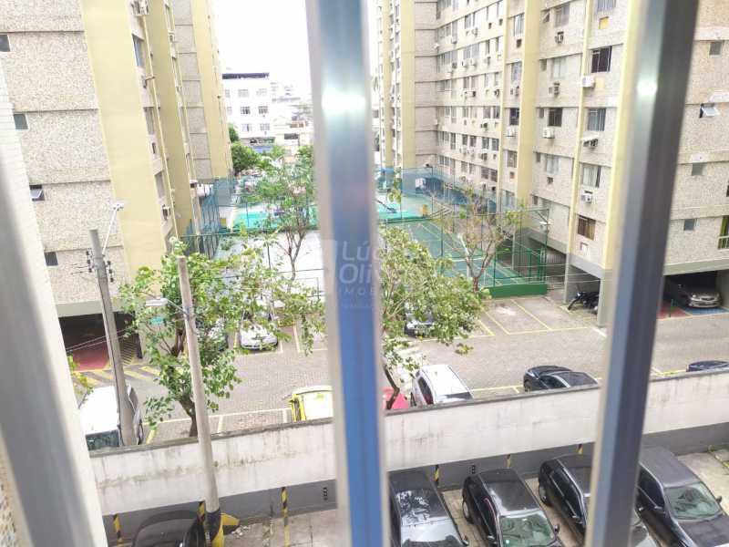 Vista da sala - Apartamento 2 quartos à venda Penha, Rio de Janeiro - R$ 275.000 - VPAP21942 - 27