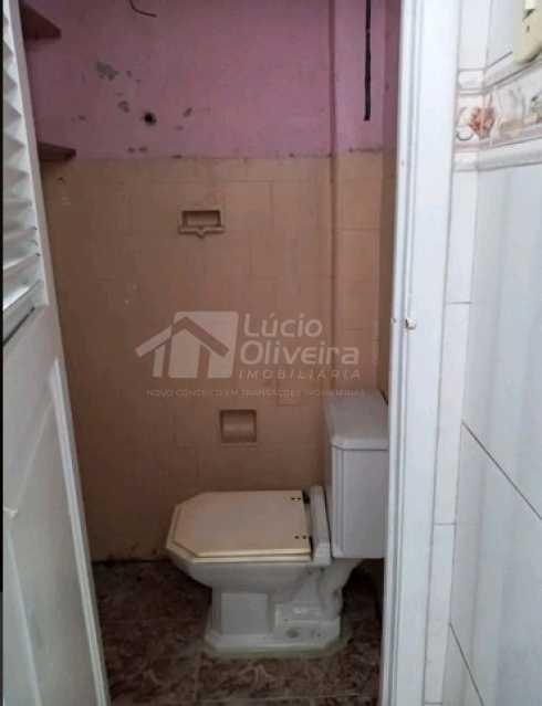 Banheiro serviço - Apartamento 2 quartos à venda Madureira, Rio de Janeiro - R$ 235.000 - VPAP21949 - 15