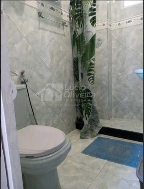 Banheiro social 2 - Apartamento 2 quartos à venda Madureira, Rio de Janeiro - R$ 235.000 - VPAP21949 - 6
