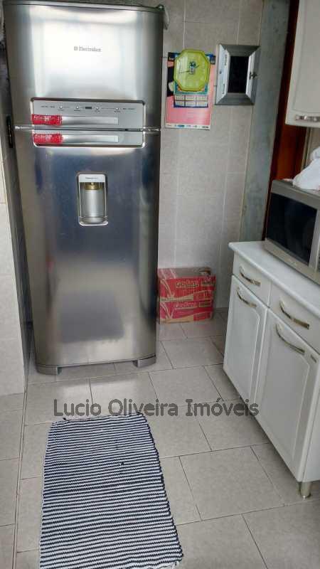 Cozinha - Excelente apartamento, 2qtos. - VPAP20320 - 7
