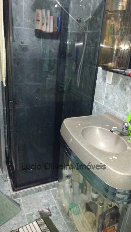 Banheiro - Excelente apartamento, 2qtos. - VPAP20320 - 9