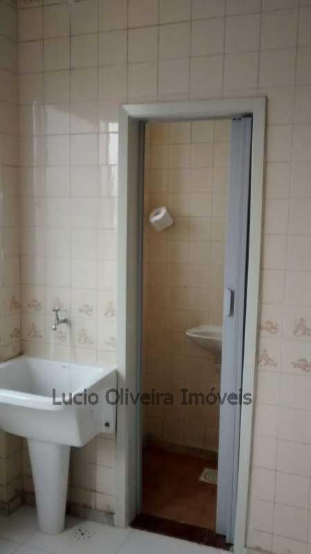 Área de Serviços - Apartamento À Venda - Cordovil - Rio de Janeiro - RJ - VPAP20337 - 11
